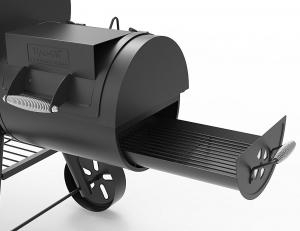 Dyna-Glo Offset Slide-out ash drawer