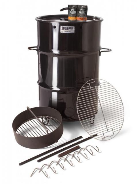 Best Pit Barrel Charcoal Smoker