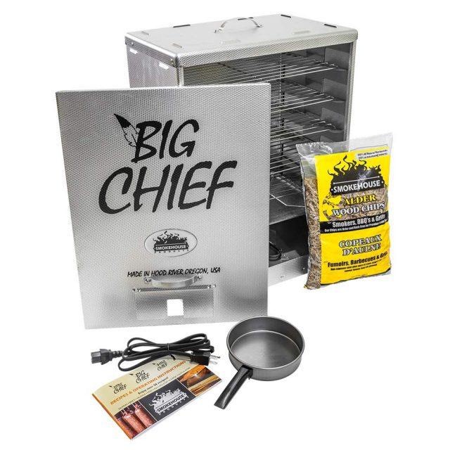 Smokehouse Big Chief Electric Smoker