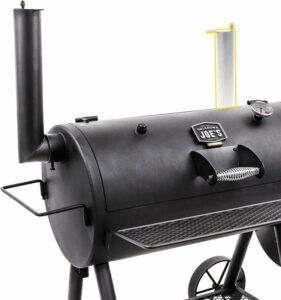 Oklahoma Joe's Highland Reverse Smokestack Options