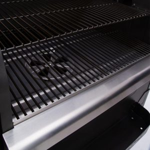 ZPG-L6002B Direct Flame Mode