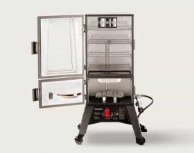 Masterbuilt Thermo Temp Gas Smoker Review